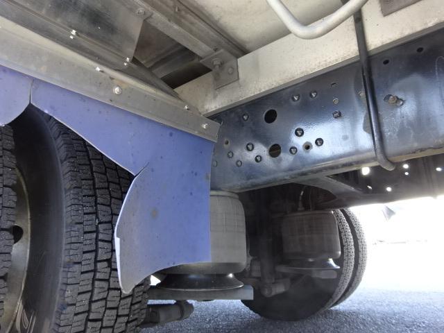 三菱 H24 ファイター 低温冷凍車 エアサス キーストン格納PG 画像11