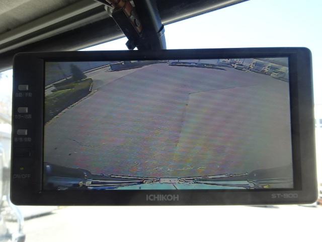 三菱 H24 ファイター 低温冷凍車 エアサス キーストン格納PG 画像29