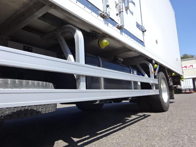 三菱 H24 ファイター 低温冷凍車 エアサス キーストン格納PG 画像10