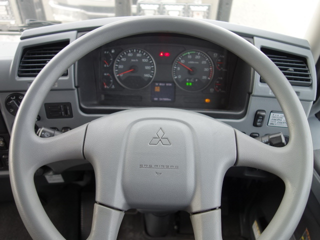 三菱 H24 ファイター 低温冷凍車 エアサス キーストン格納PG 画像24