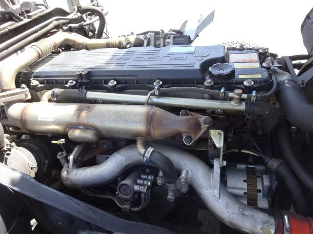 三菱 H24 ファイター 低温冷凍車 エアサス キーストン格納PG 画像22
