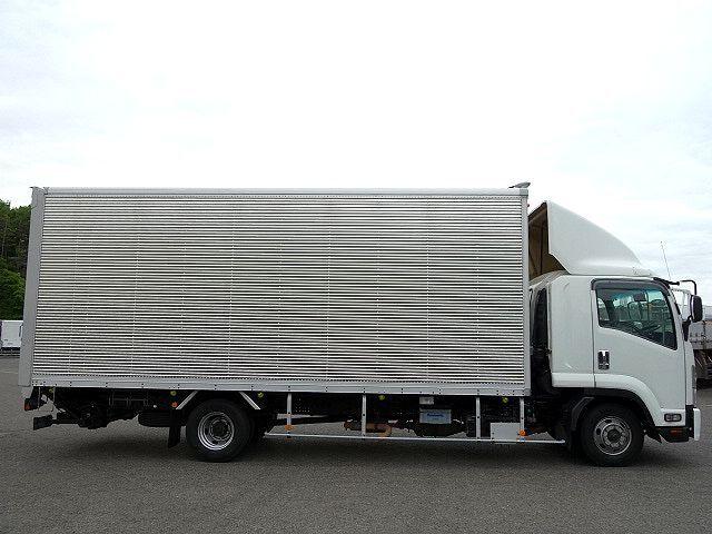 いすゞ H21 フォワード ワイド アルミバン PG付 画像5