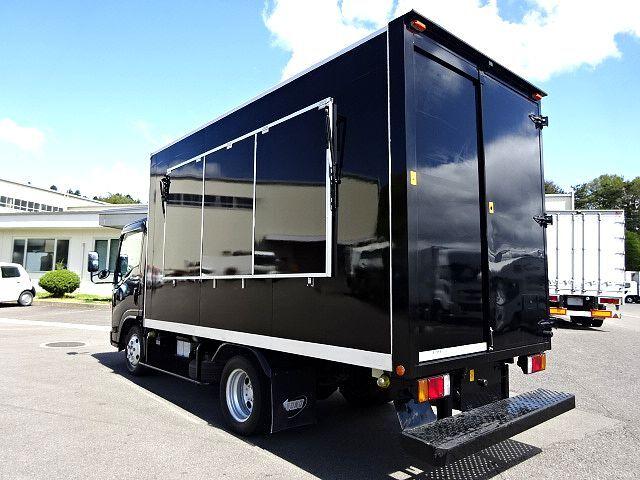 いすゞ H22 エルフ キッチンカー 移動販売車 画像9
