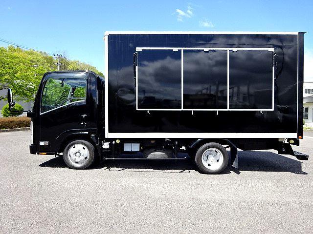 いすゞ H22 エルフ キッチンカー 移動販売車 画像5