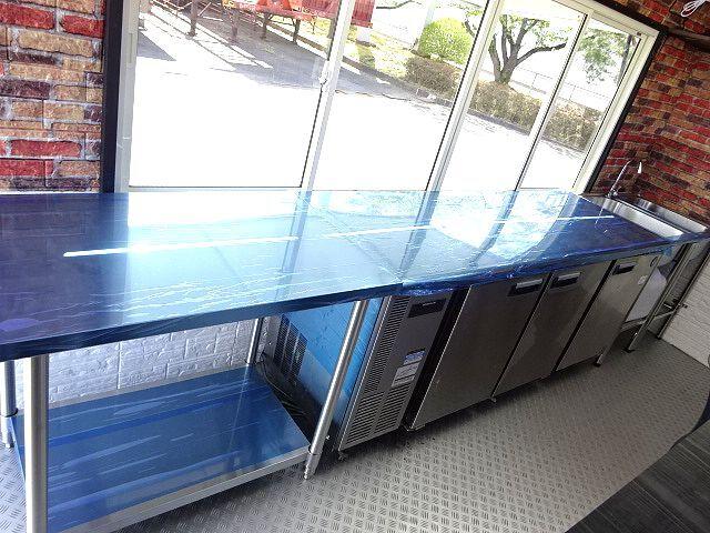 いすゞ H22 エルフ キッチンカー 移動販売車 画像12