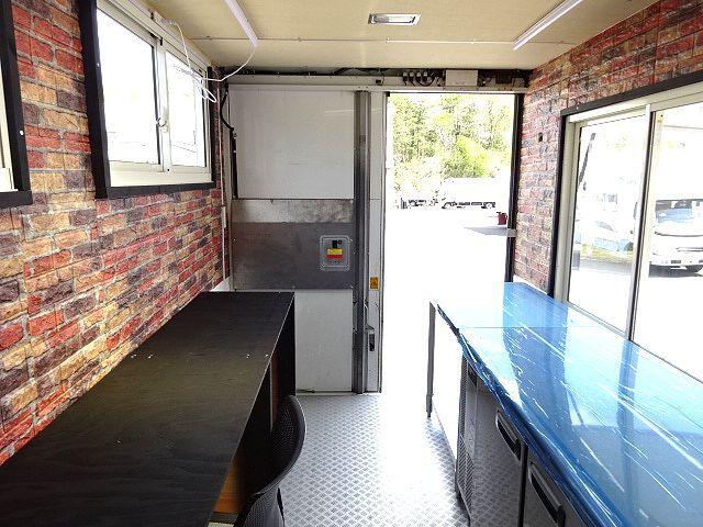 いすゞ H22 エルフ キッチンカー 移動販売車 画像14