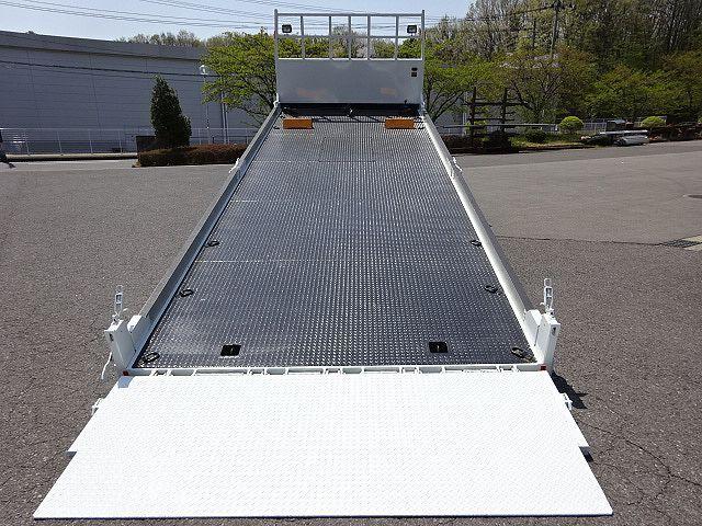 三菱 H30 ファイター 増トン ワイド セーフティローダー 画像10