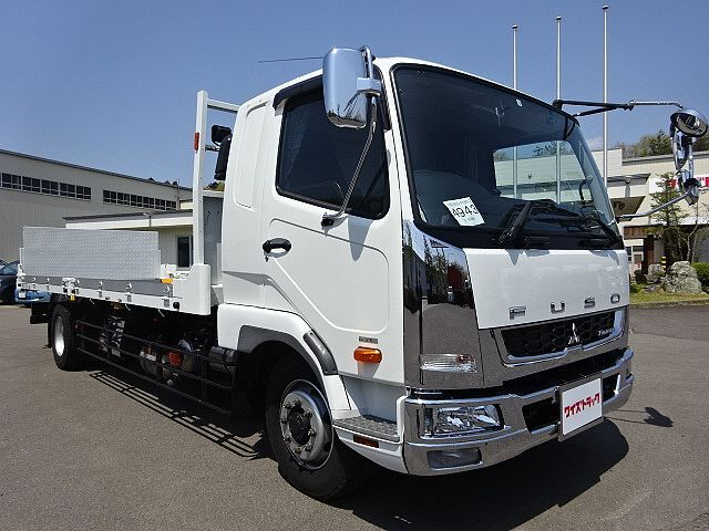 三菱 H30 ファイター 増トン ワイド セーフティローダー 画像4