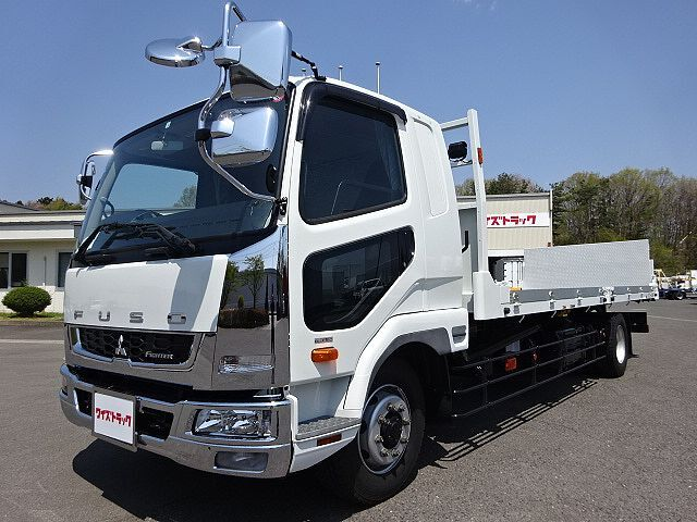 三菱 H30 ファイター 増トン ワイド セーフティローダー 画像2