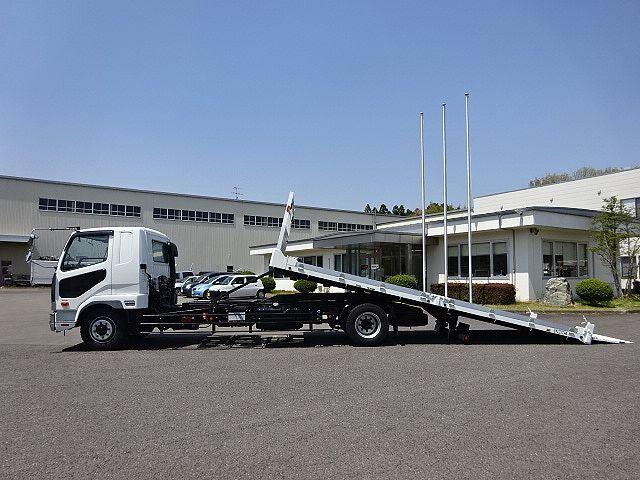 三菱 H30 ファイター 増トン ワイド セーフティローダー 画像6