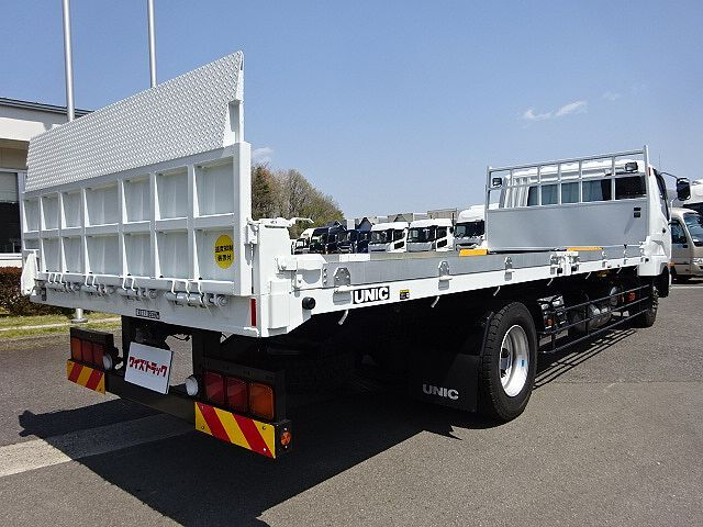 三菱 H30 ファイター 増トン ワイド セーフティローダー 画像9
