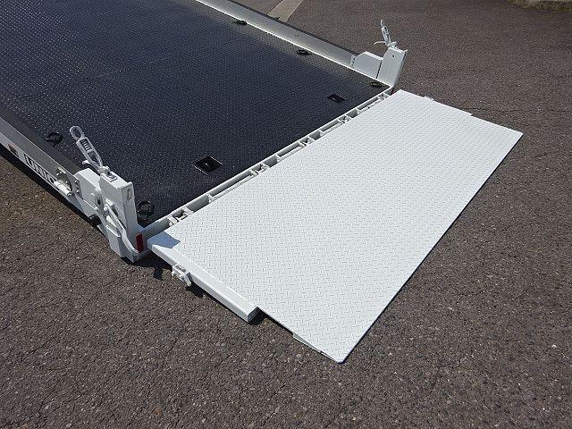 三菱 H30 ファイター 増トン ワイド セーフティローダー 画像11