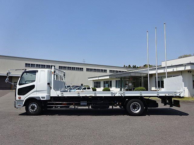 三菱 H30 ファイター 増トン ワイド セーフティローダー 画像5