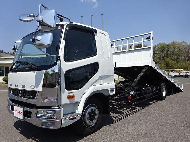 三菱 H30 ファイター 増トン ワイド セーフティローダー