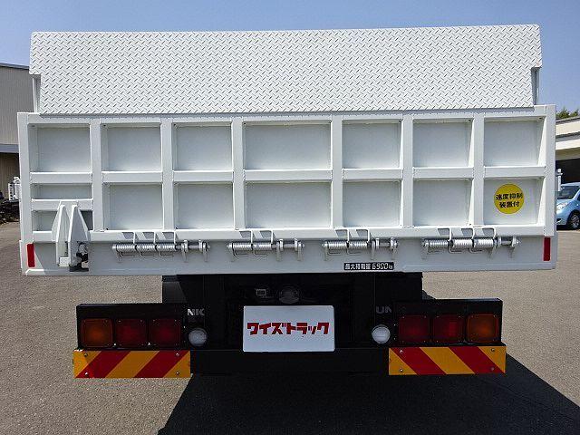 三菱 H30 ファイター 増トン ワイド セーフティローダー 画像8