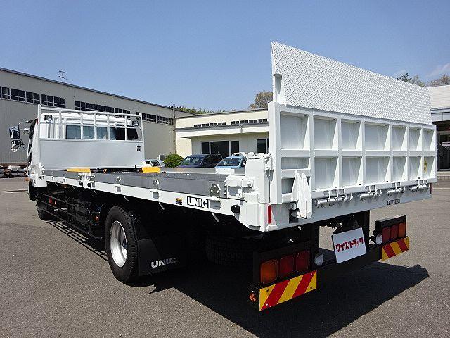 三菱 H30 ファイター 増トン ワイド セーフティローダー 画像7