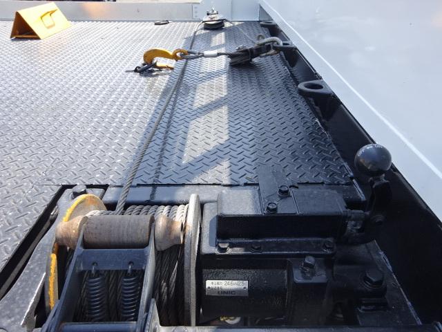 三菱 H30 ファイター 増トン ワイド セーフティローダー 画像14