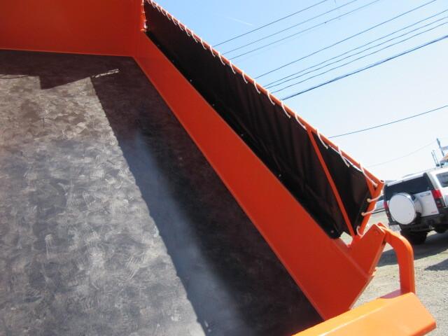 三菱 H28 スーパーグレート ダンプ 車検付 画像12
