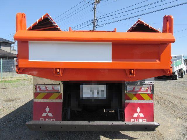 三菱 H28 スーパーグレート ダンプ 車検付 画像7
