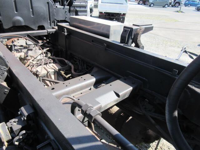 三菱 H28 スーパーグレート ダンプ 車検付 画像23