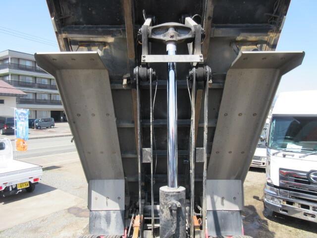 三菱 H28 スーパーグレート ダンプ 車検付 画像18