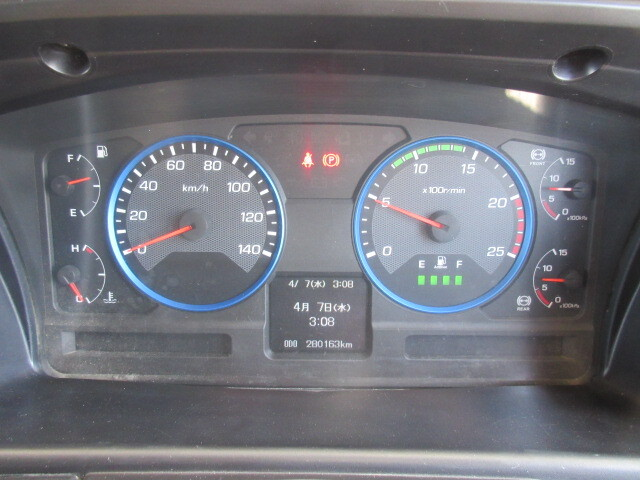 三菱 H28 スーパーグレート ダンプ 車検付 画像26