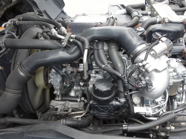 いすゞ H26 フォワード 9600ワイド アルミバン  エアサス 画像22