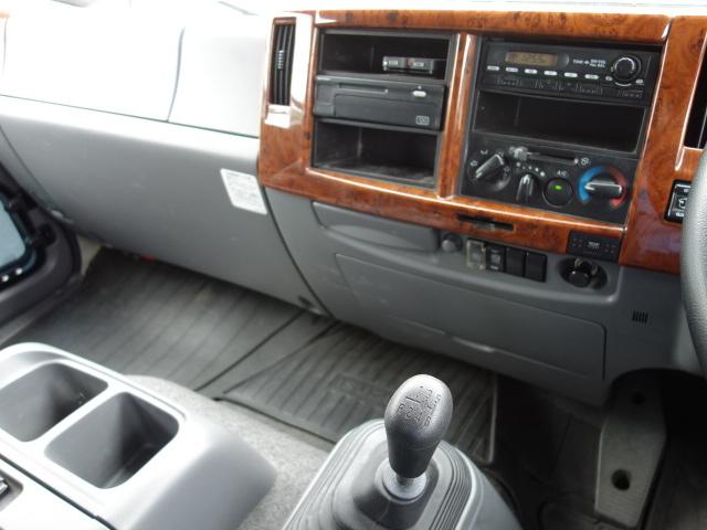 いすゞ H26 フォワード 9600ワイド アルミバン  エアサス 画像27