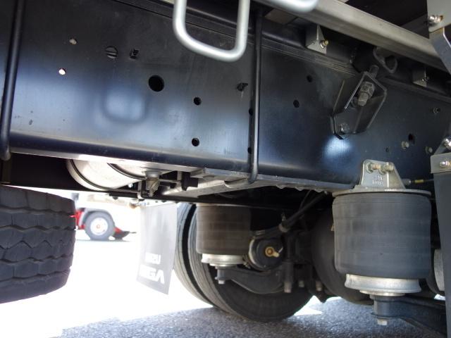 いすゞ H30 ギガ ハイルーフ 4軸低床 アルミウィング 融雪仕様  画像19