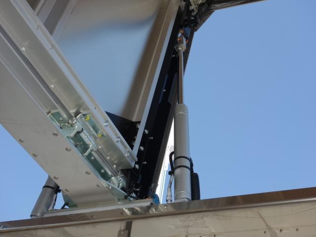 いすゞ H30 ギガ ハイルーフ 4軸低床 アルミウィング 融雪仕様  画像16