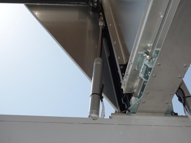 いすゞ H30 ギガ ハイルーフ 4軸低床 アルミウィング 融雪仕様  画像15