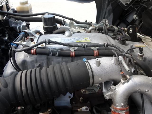 いすゞ H30 ギガ ハイルーフ 4軸低床 アルミウィング 融雪仕様  画像24