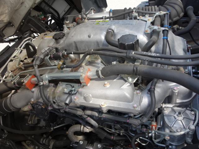 いすゞ H30 ギガ ハイルーフ 4軸低床 アルミウィング 融雪仕様  画像23