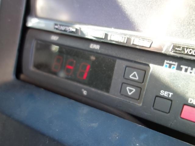 いすゞ H27 ギガ 中温冷凍ウィング 車検付 画像32