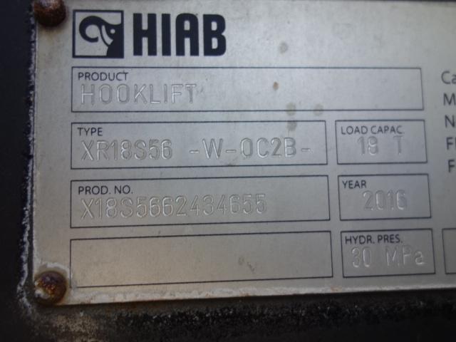 いすゞ H28 ギガ 2デフ アームロール ヒアブ マルチリフト  画像34