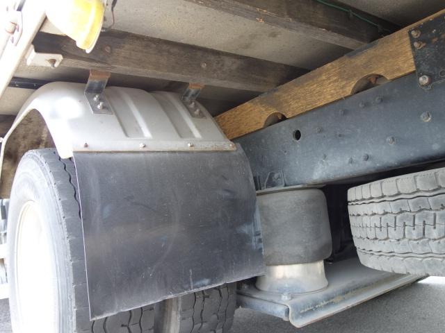 三菱 H22 ファイター 増トン ワイド 家畜運搬車 スロープ付 画像20