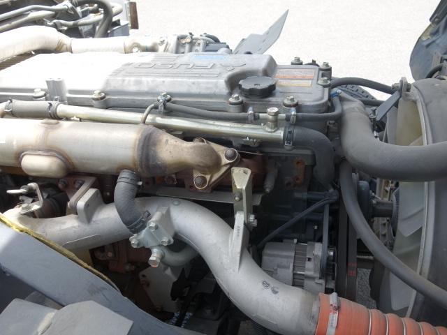 三菱 H22 ファイター 増トン ワイド 家畜運搬車 スロープ付 画像25