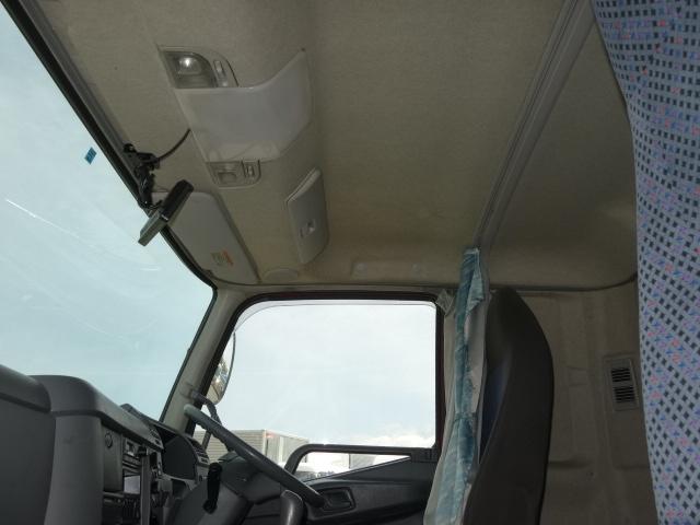 三菱 H22 ファイター 増トン ワイド 家畜運搬車 スロープ付 画像30
