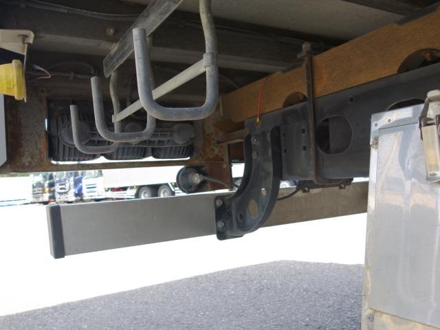 三菱 H22 ファイター 増トン ワイド 家畜運搬車 スロープ付 画像23