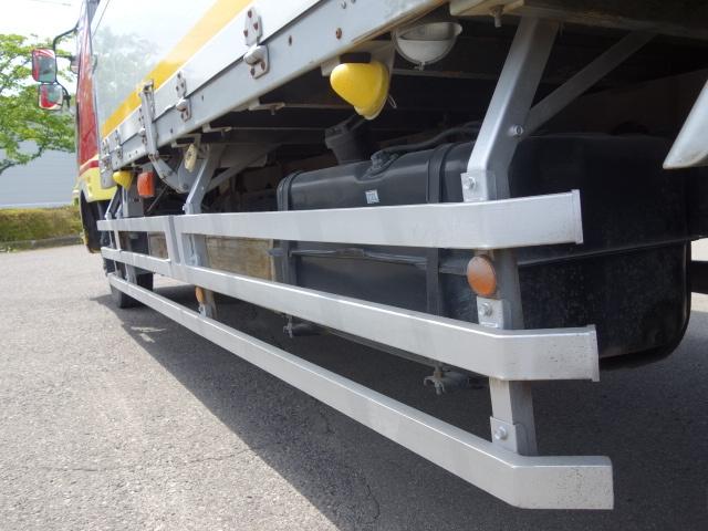 三菱 H22 ファイター 増トン ワイド 家畜運搬車 スロープ付 画像21