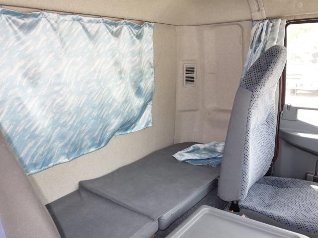 三菱 H22 ファイター 増トン ワイド 家畜運搬車 スロープ付 画像29