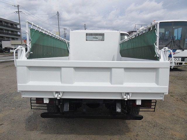 三菱 H16 キャンター ダンプ 画像7