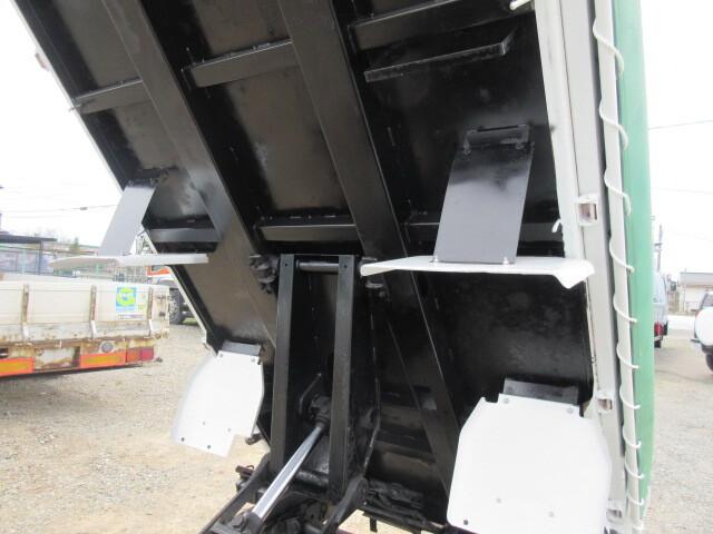 三菱 H16 キャンター ダンプ 画像14