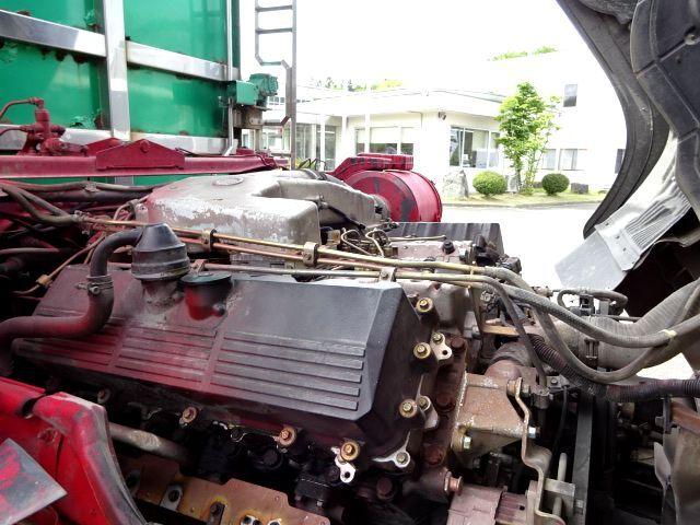 三菱 H14 スーパーグレート ロングダンプ 画像21