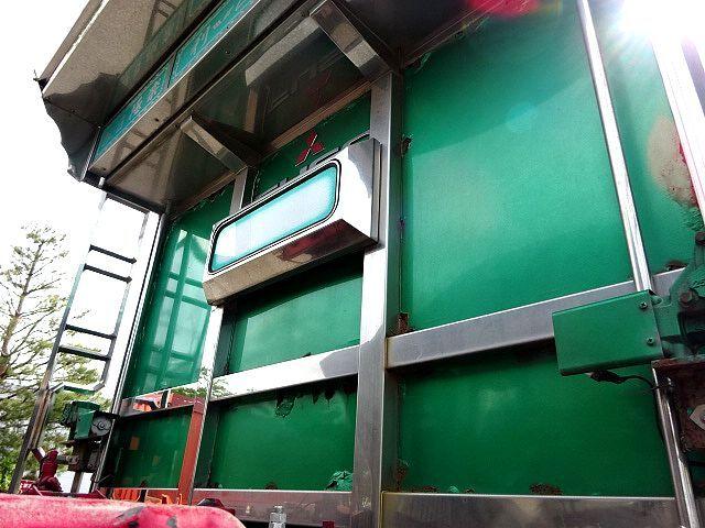 三菱 H14 スーパーグレート ロングダンプ 画像20
