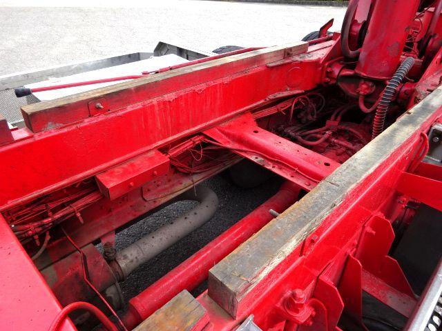 三菱 H14 スーパーグレート ロングダンプ 画像13