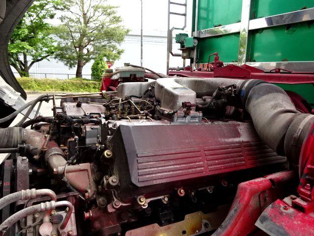 三菱 H14 スーパーグレート ロングダンプ 画像22