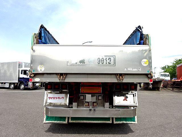 三菱 H14 スーパーグレート ロングダンプ 画像8