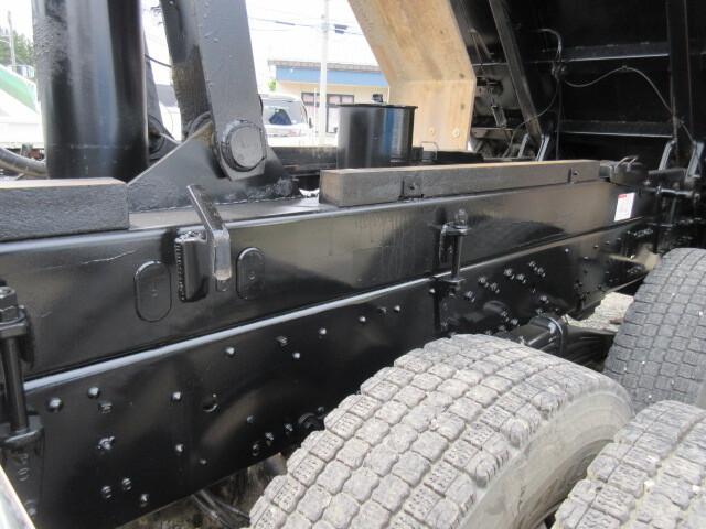三菱 H27 スーパーグレート 深ダンプ 15.4㎥ 車検付 画像21