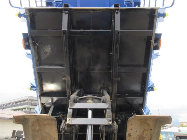 三菱 H27 スーパーグレート 深ダンプ 15.4㎥ 車検付 画像14